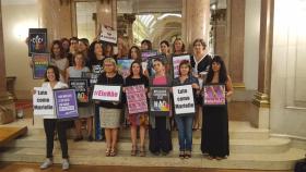 Deputadas portuguesas aderem a protesto contra Bolsonaro-image