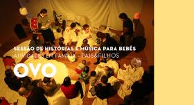 Histórias e música para bebés no CCMVA-image