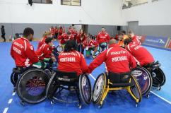Portugal sagra-se campeão europeu de Andebol em cadeira de rodas-image