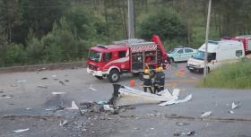 Uma cronologia dos acidentes de aviação em Portugal desde 2009-image