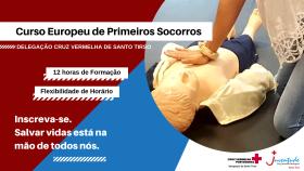 Cruz Vermelha de Santo Tirso abre as portas com cursos de socorrismo-image