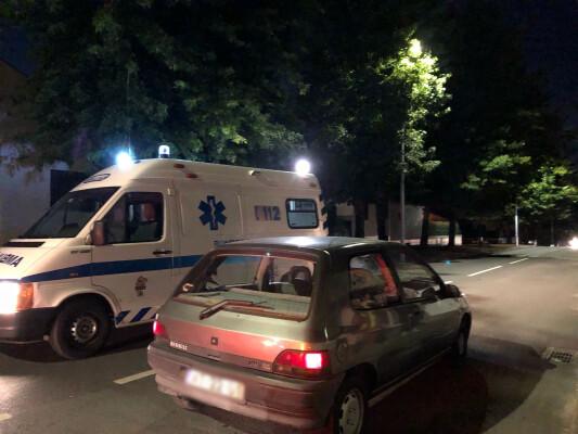 Atropelamento Rua Nova da Telheira(3)