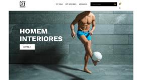 Empresa em Santo Tirso cria site para CR7-image