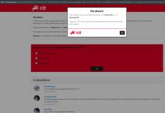 Imagem dos CTT usada para tentativa de fraude-image
