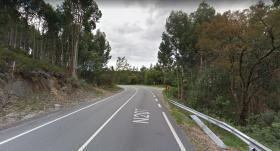 Acidente aparatoso na Serra da Agrela causa dois feridos-image