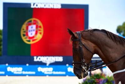 Portugueses competem no estrangeiro
