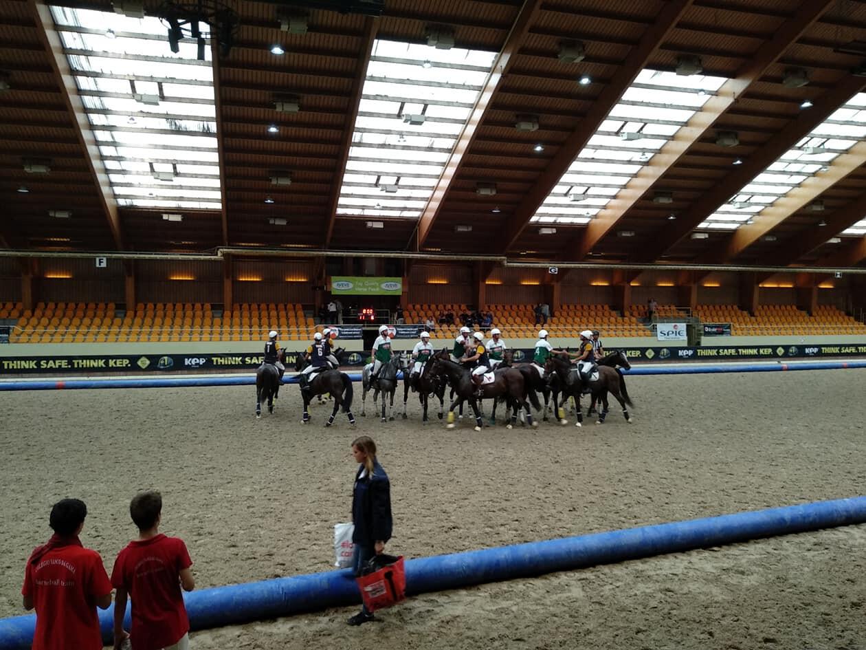 Horseball Quinta da Figueira
