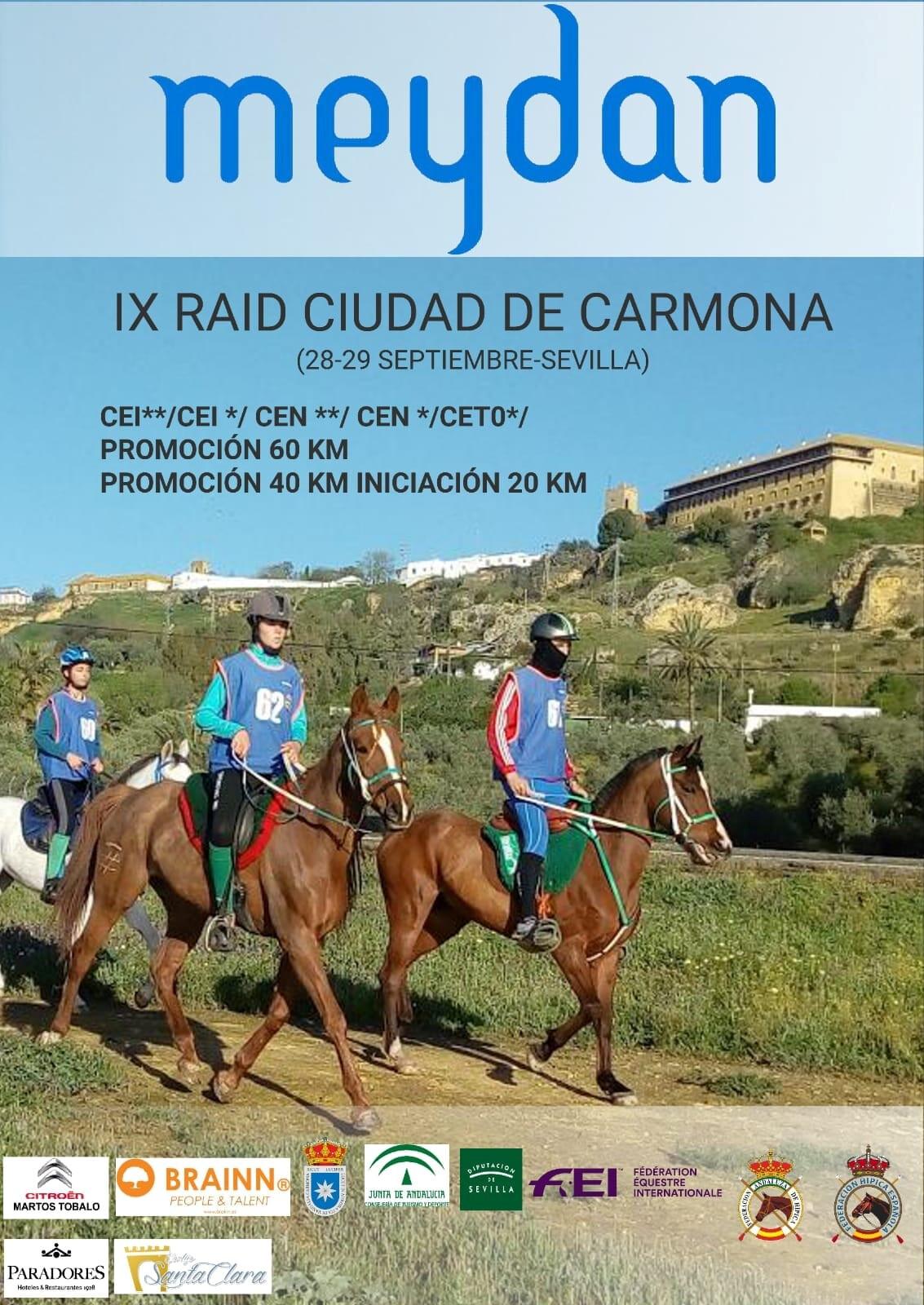 IX Raid Ciudad de Carmona