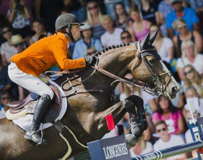Competição renhida em Falsterbo